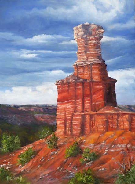 Tower Of Light Art | Marsha Clements Art