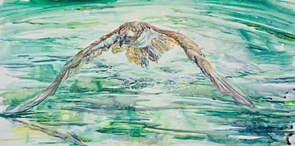The Fisher King Art   Karen Bishop Artist