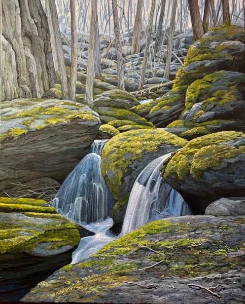 Tranquility Art   Skip Marsh Art