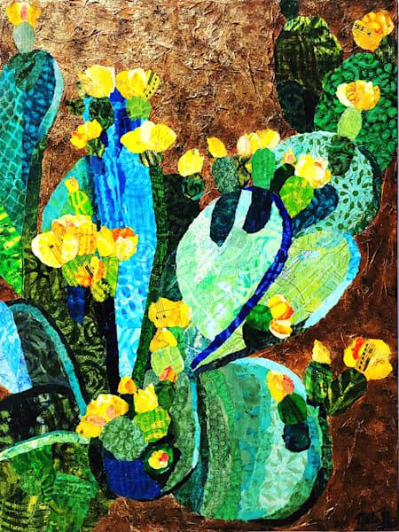 The Righteous Prickly Pear 300 30x40 Art | Poppyfish Studio