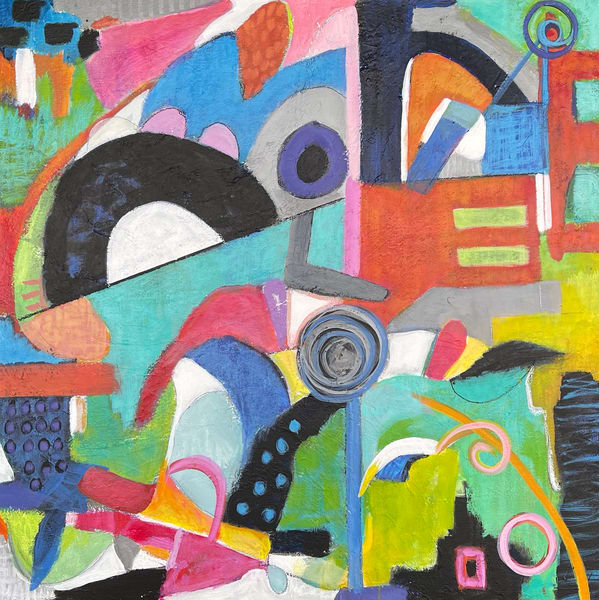 Where Are We Going Art   Joan Bixler Art