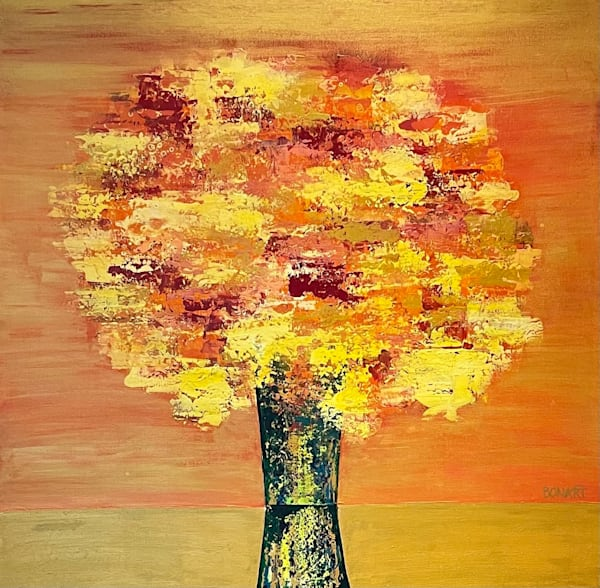 Flower Bouquet Art | benbonart