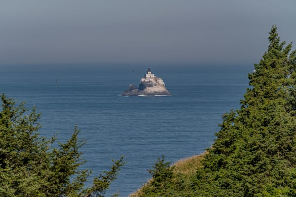 Tillamook Rock Lighthouse Photography Art | kramkranphoto