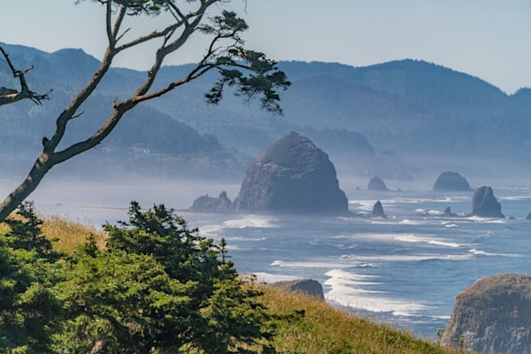 My First View Of The Pacific Photography Art | kramkranphoto