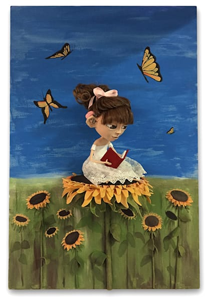 Summer Days Art | Priscila Soares - MyLuckyEars