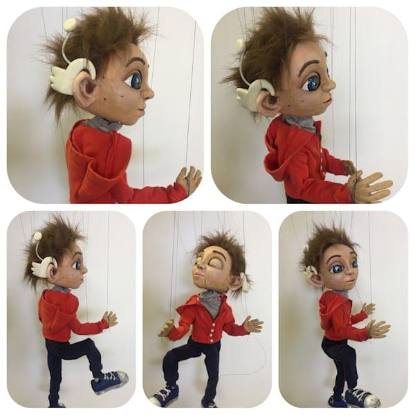 Jay The Marionette Art | Priscila Soares - MyLuckyEars