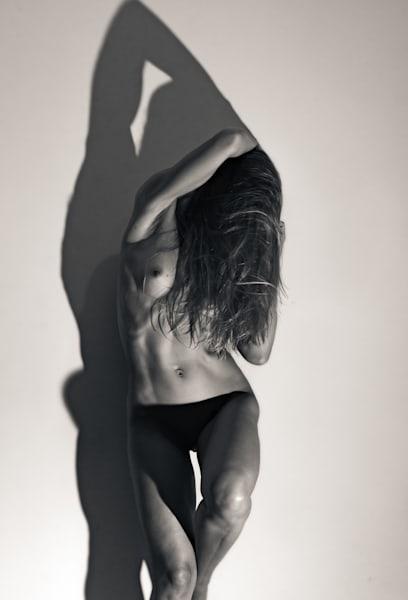 Kim K Shadow Play Photography Art   Dan Katz, Inc.
