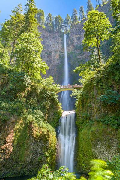 Multnomah Falls Photography Art | kramkranphoto