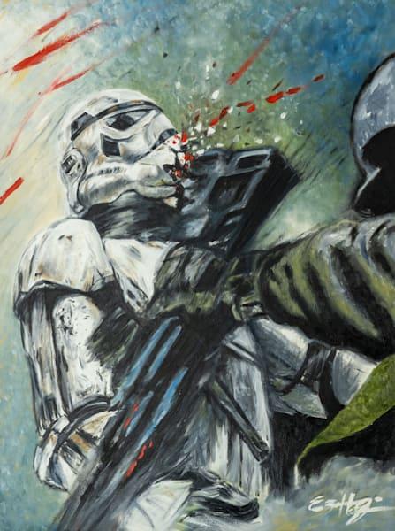 Galactic Chin Check Art | Blac Rhino Art Group