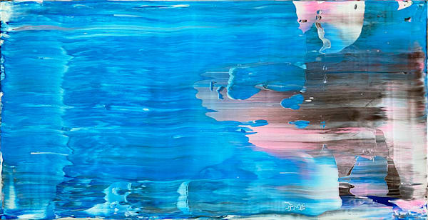 Evaporate With Me acrylic painting