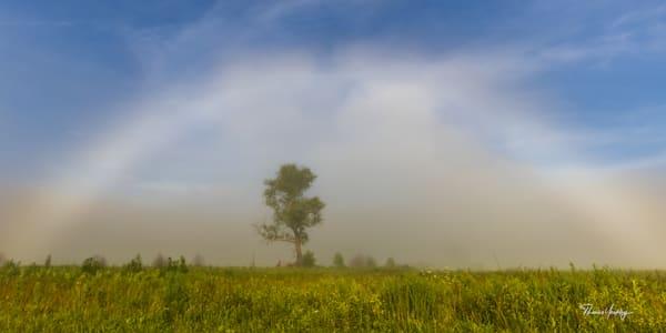 Cloud Bow Photography Art | Thomas Yackley Fine Art Photography