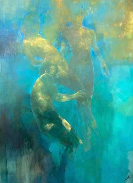 The Edge Of Your Mind Art | Artemesia Galerie