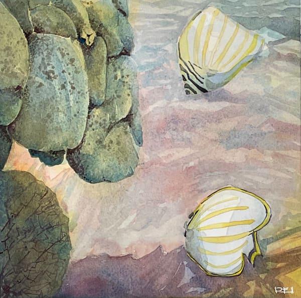 Four Seasons Snorkel Sesh Art | the | danfinnell | studio