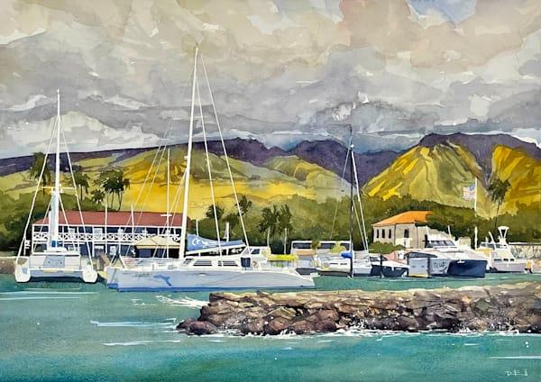 Leeward Lahaina Art | the | danfinnell | studio
