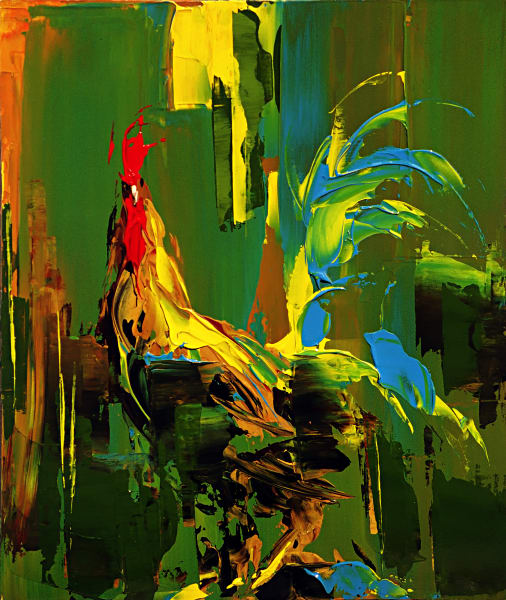 The Rooster Collection