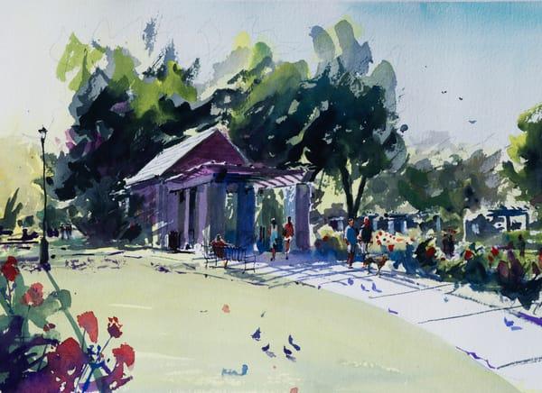 Kc Loose Park Garden 6 Art | Steven Dragan Fine Art