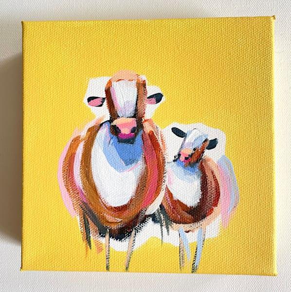 Mini Cows You Are My Sunshine | Lesli DeVito