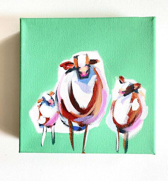 Mini Cows Magic Hour | Lesli DeVito