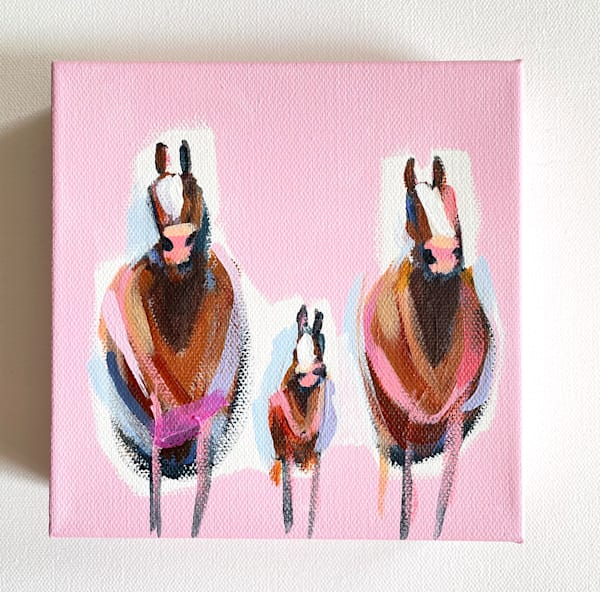 Mini Horses Little Filly Sold | Lesli DeVito