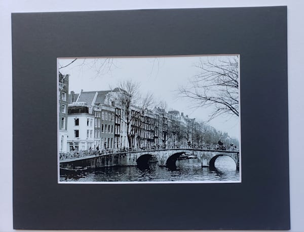 #1   Amsterdam Canals & Canal Houses 1 Photography Art | Photoissimo - Fine Art Photography