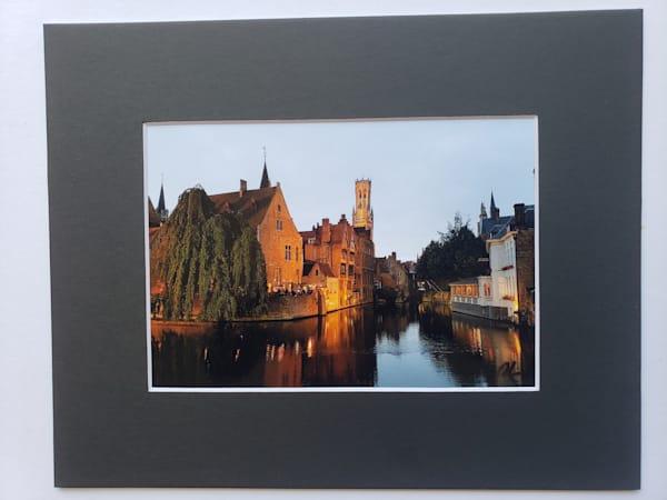 #3   Beauty Along The Dijver Canal 2 Photography Art | Photoissimo - Fine Art Photography