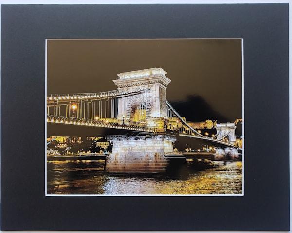 #14   The Chain Bridge In Budapest 3 Photography Art | Photoissimo - Fine Art Photography