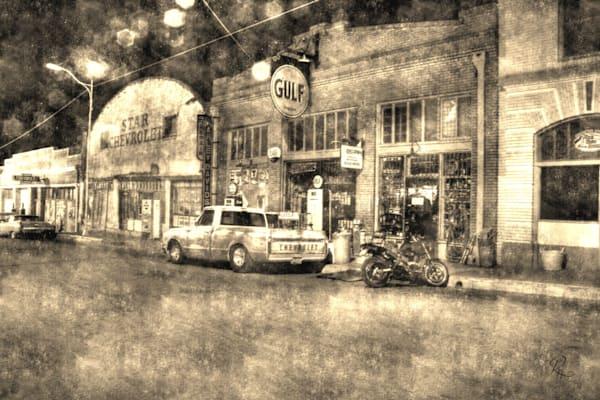 Vintage Lowell: Fine Art | Lion's Gate Photography
