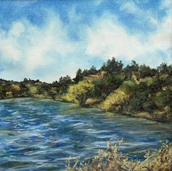 Lake View Art   Gena Destri