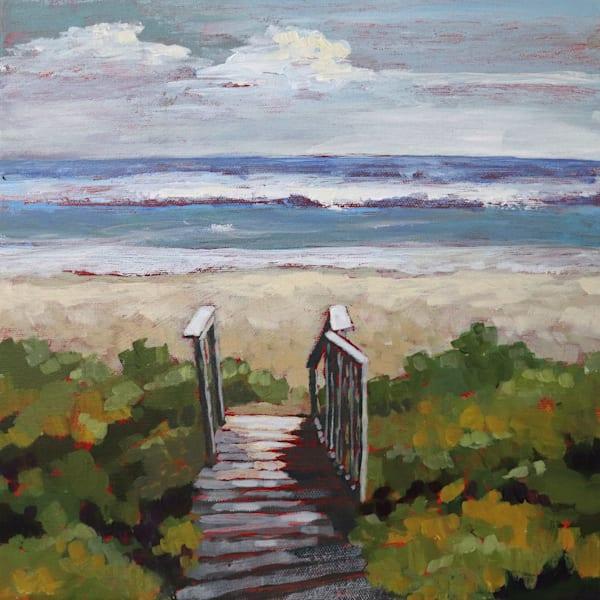 Beach Gate Art   Sue Riger Studio