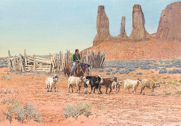 Follow The Leader Art | Fine Art New Mexico