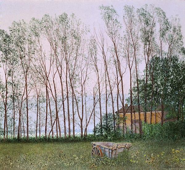 The Windbreak   1993 Art | Fine Art New Mexico