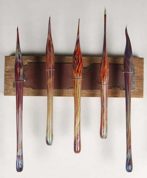 Variations And Mutations, Delta | Ed Pennebaker, Red Fern Glass