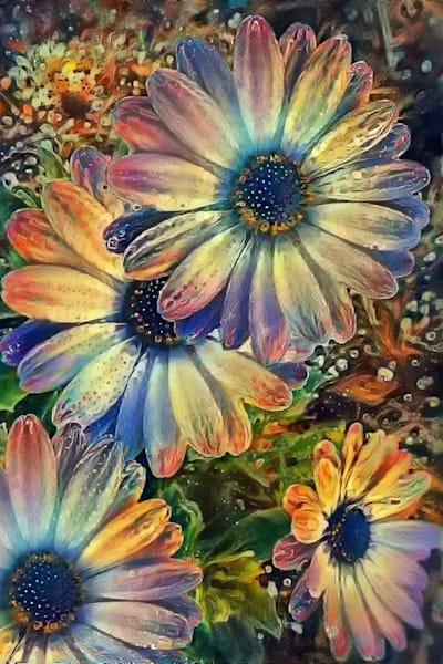 Daisies Art | Cincy Artwork