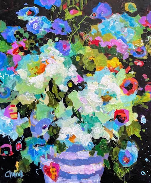 Midnight Blues Art | Jill Charuk Art
