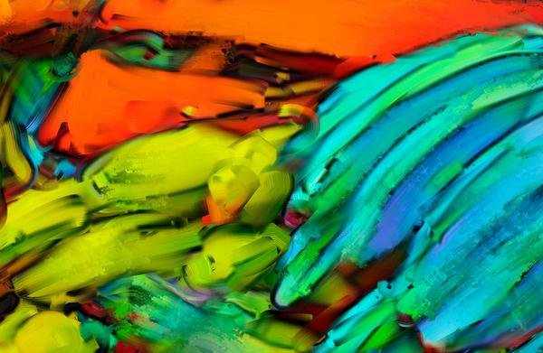 Bananas Detail 1 Art | Rick Peterson Studio