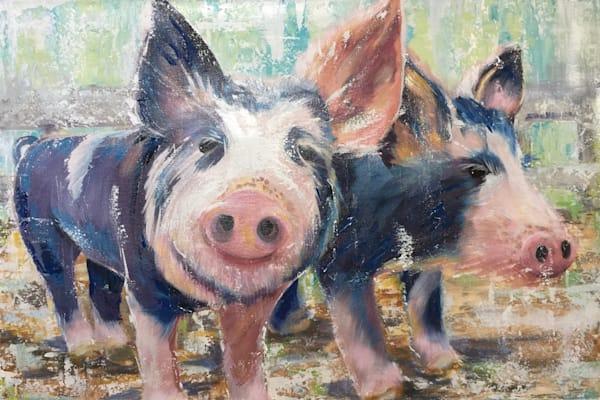 Piglets Of Seamark Art | Sophie Dare Designs