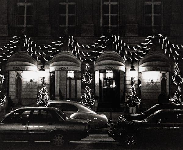 The Ritz Hotel   Place Vendo'me Art | Jared Pava Art