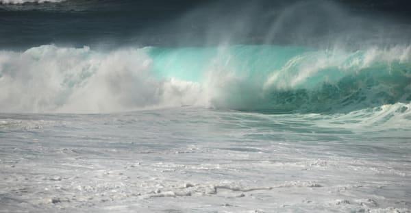 Ocean Wave Seascape Iv Photography Art | Ruth Burke Art