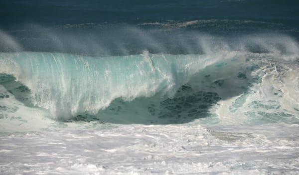 Ocean Wave Seascape Ii Photography Art | Ruth Burke Art