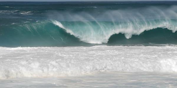 Ocean Wave Seascape V Photography Art | Ruth Burke Art