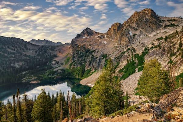 Morning at Alpine Peak | Shop Photography by Rick Berk