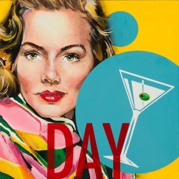 Day Drinking Art | Jeff Schaller