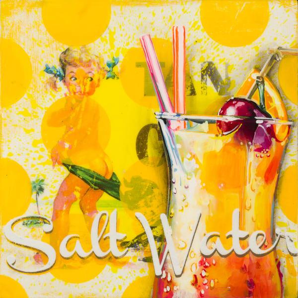 Tan And On The Beach Art | Jeff Schaller