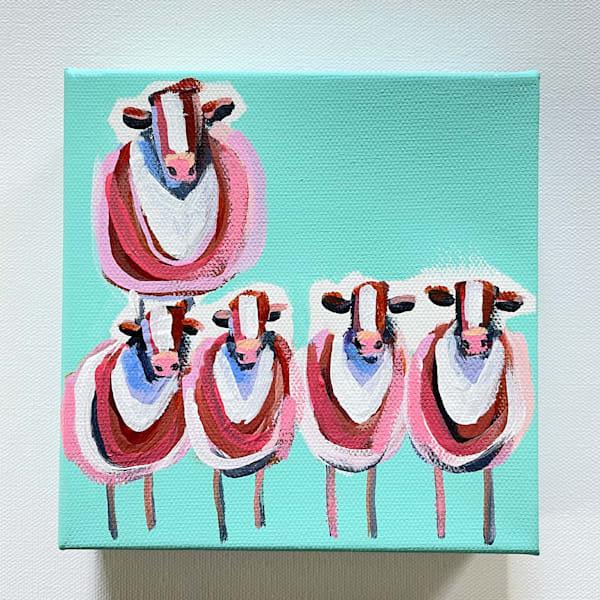 Mini Cows Babysitter | Lesli DeVito