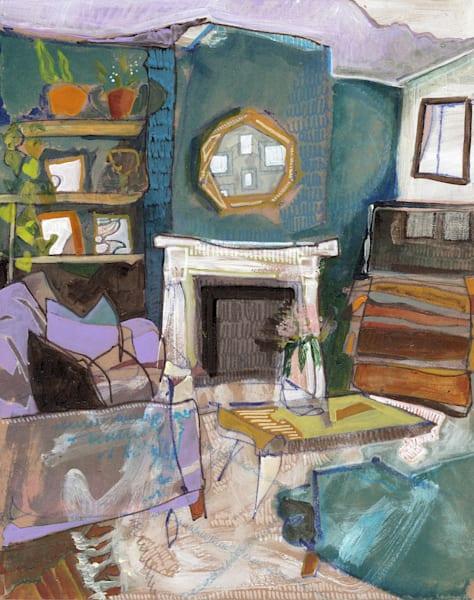 .Melanie's Home In Brighton No. 02 | Erika Stearly, American Artist