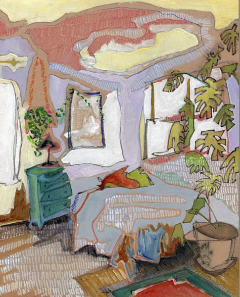 .Erin's Home In Vancouver, No. 08 | Erika Stearly, American Artist
