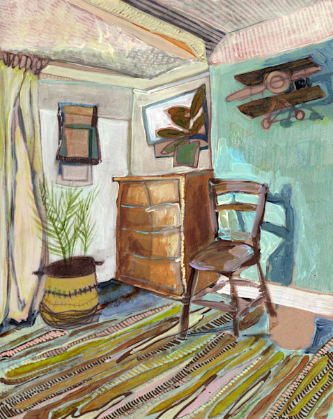 .Belle's Home In Nottinghamshire No. 01 | Erika Stearly, American Artist