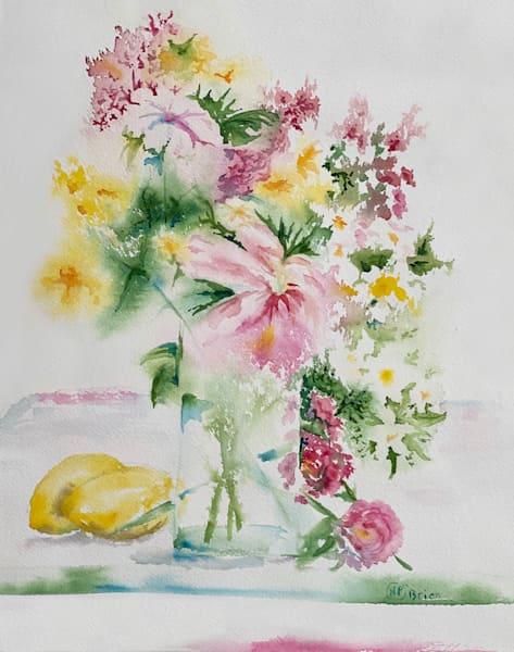 "Original Watercolor, ""When Life Gives You Lemons"" Art | Color Splash Ranch"