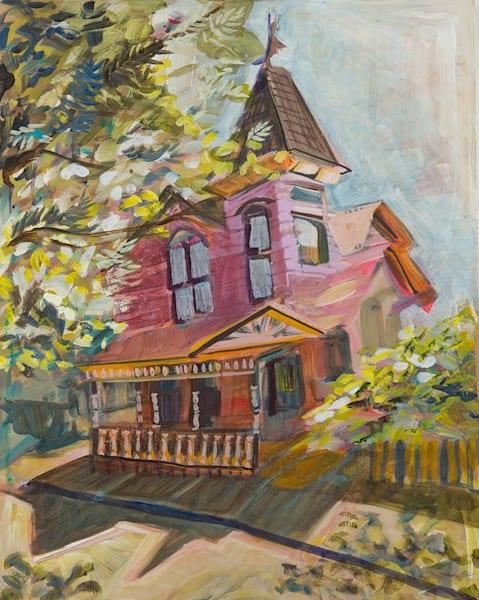 .211 Spring Street   Erika Stearly, American Artist