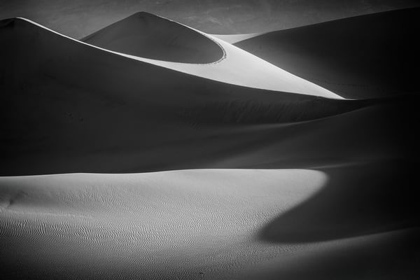 Death Valley, California 22552bw